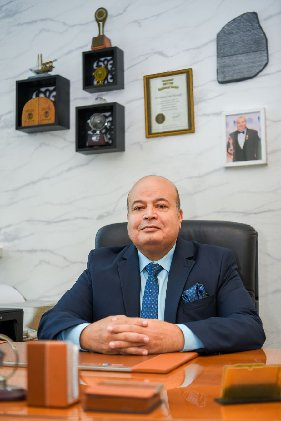 Dr. Mohamed Salah Abou Sayed-CEO