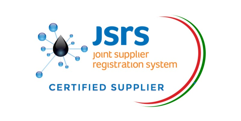 JSRS Certified Supplier